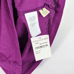 NWT Madewell mulled wine tank top